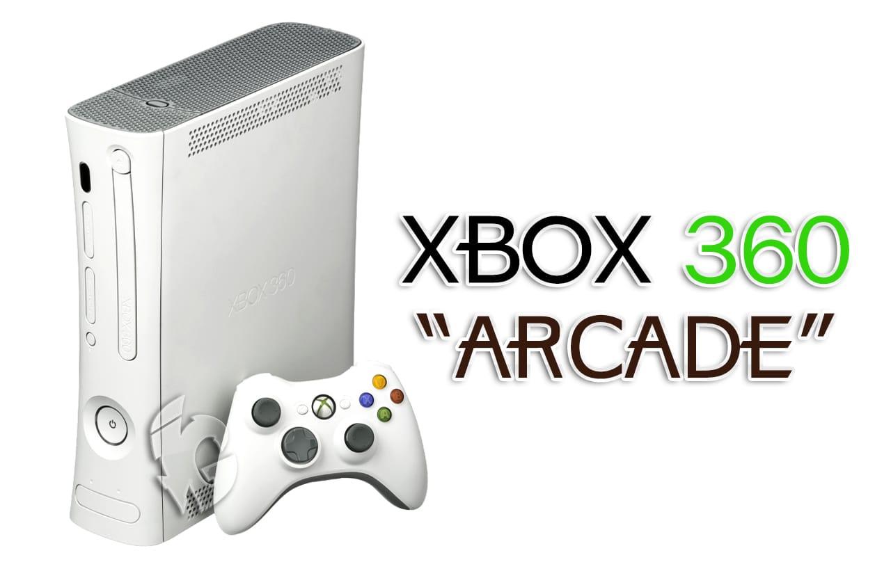 Игровая Консоль XBOX 360 Arcade