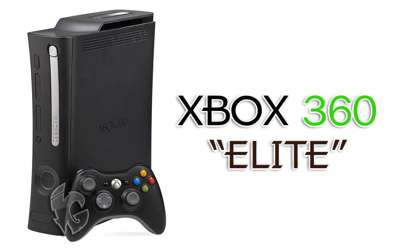Игровая Консоль XBOX 360 Elite.