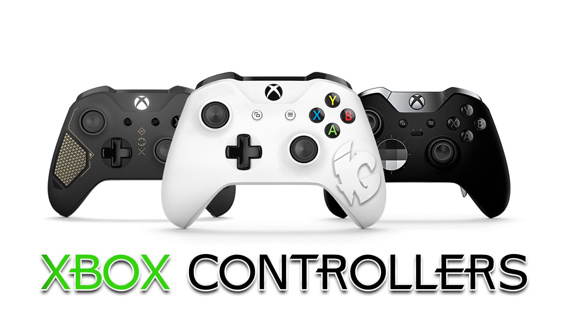 Линейка контроллеров XBOX One