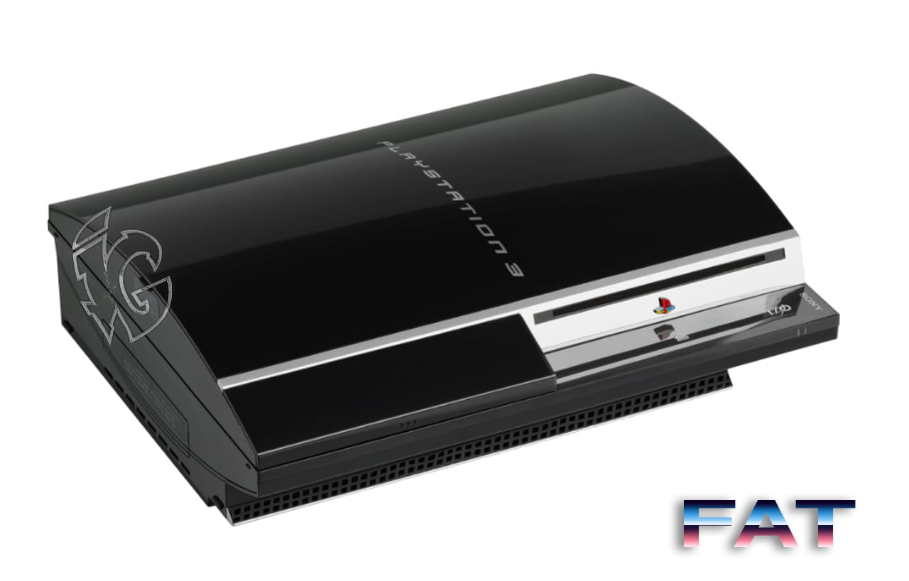 Игровая Консоль PS3 Fat (Phat), она же толстушка.