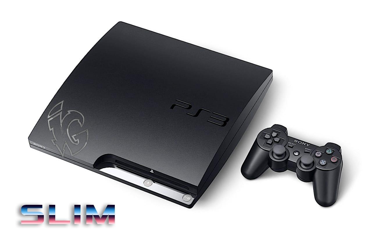 Игровая Консоль PS3 Slim.
